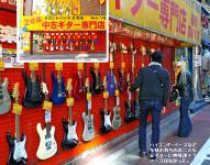 シモクラ・ギターの壁