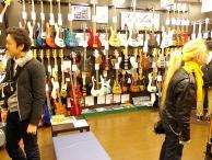 ギタープラネットのお二人