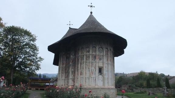 フモール修道院1