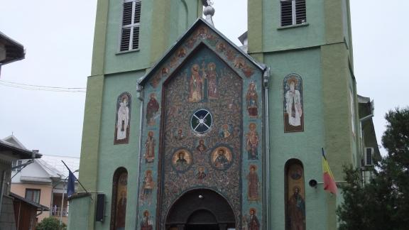 グラフモールの寺院