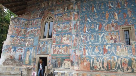 ボロネッツ修道院1