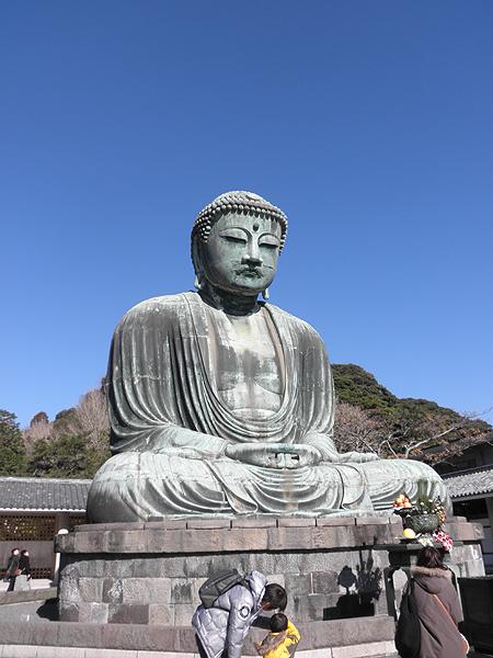 20110108鎌倉大仏②