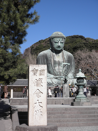 20110108鎌倉大仏①