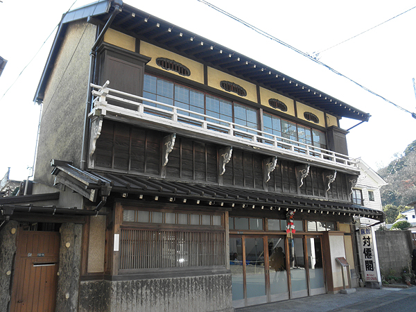 20110108旅館対僊閣