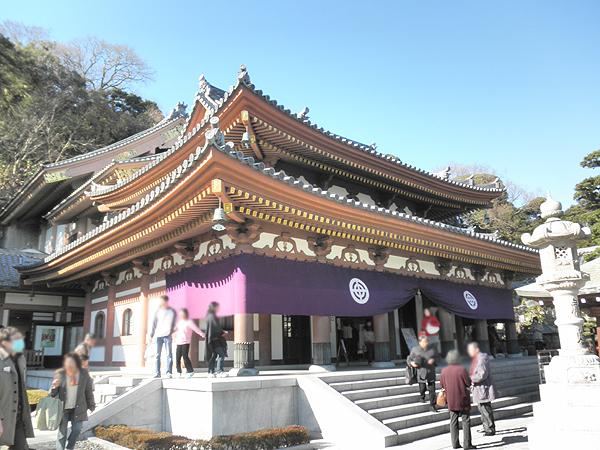 20110108長谷寺③