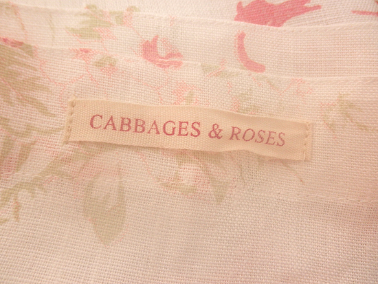 20110212CABBAGES&ROSES②