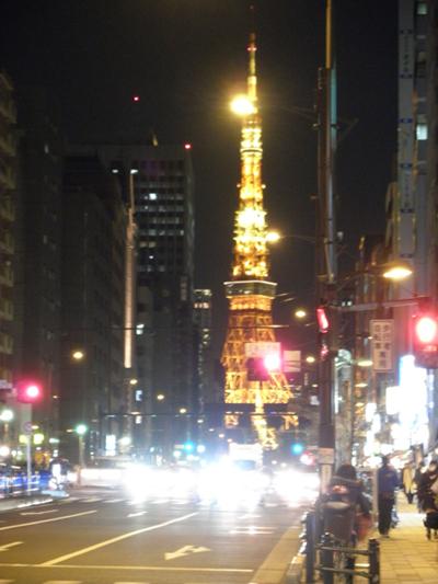 20110215東京タワー