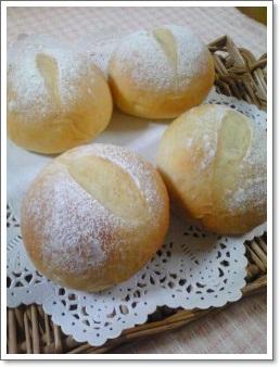 ソフトミルキーパン