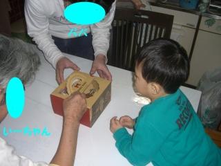 誕生日ケーキ2