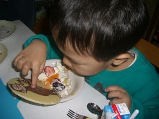 誕生日ケーキ11