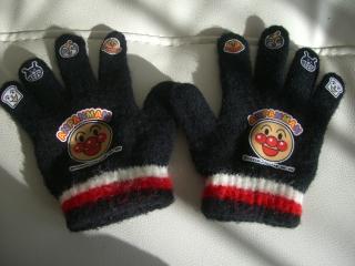 今まで使ってた手袋