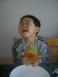 ハンバーガー3