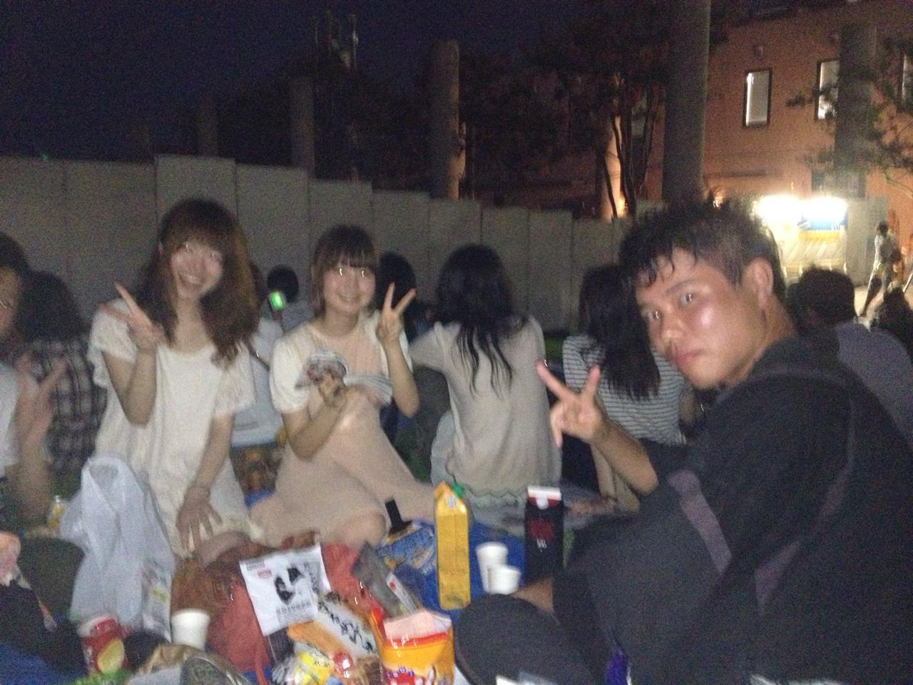 琵琶湖花火1