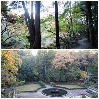 成田山公園②