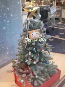 今年も、スターマンのクリスマスツリー!
