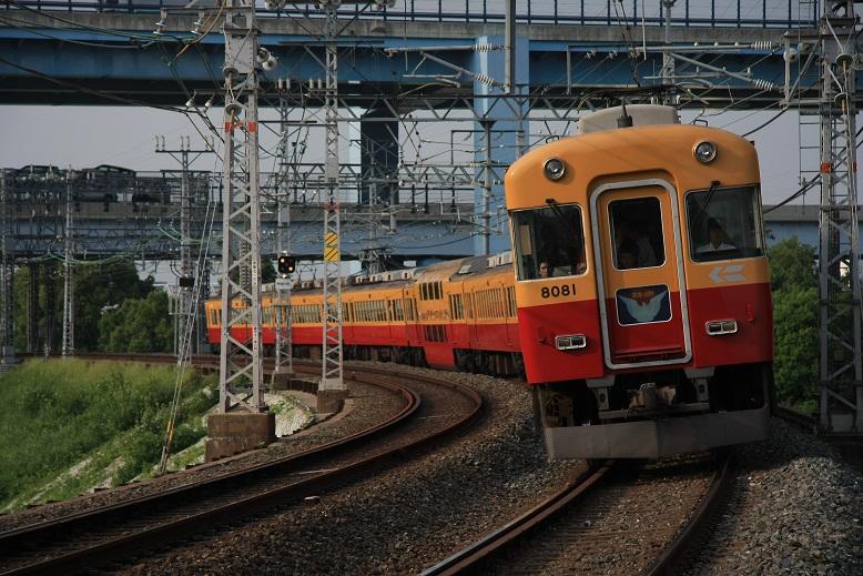 京阪特急、2