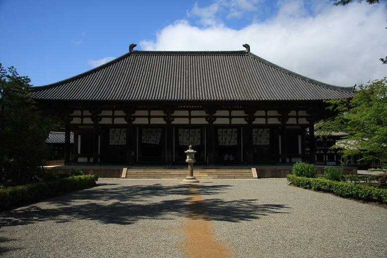 唐招提寺、1