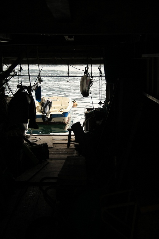 伊根漁港、4