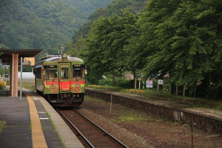 木津温泉駅、3