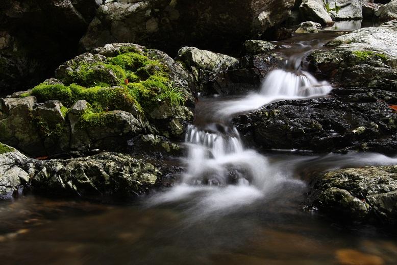 千尋の滝、8