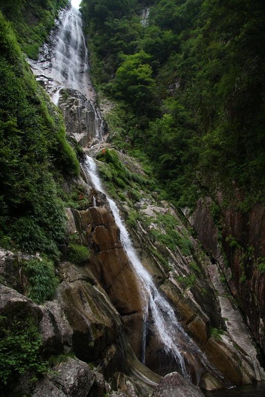 隠れ滝、2
