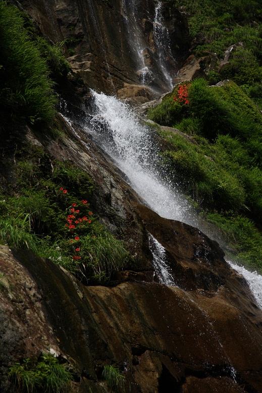 隠れ滝、1