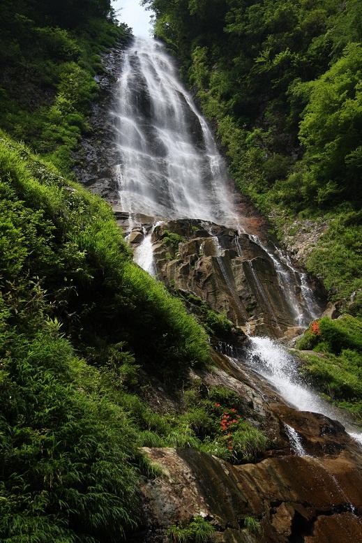 隠れ滝、4