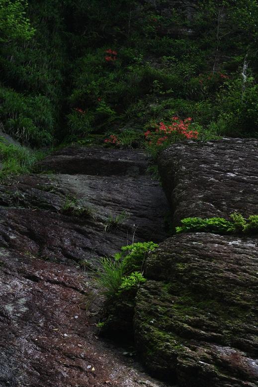 隠れ滝、7