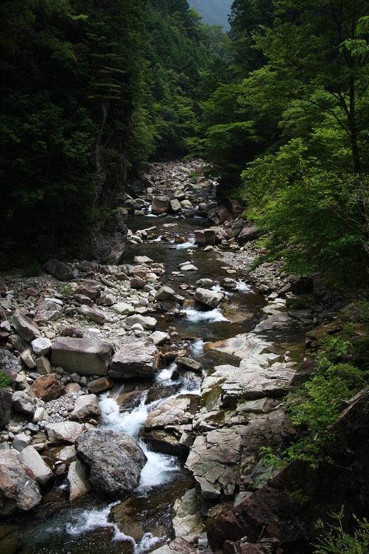 隠れ滝、9