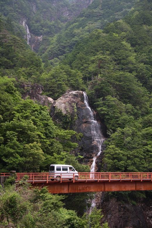 不動、銚子の滝