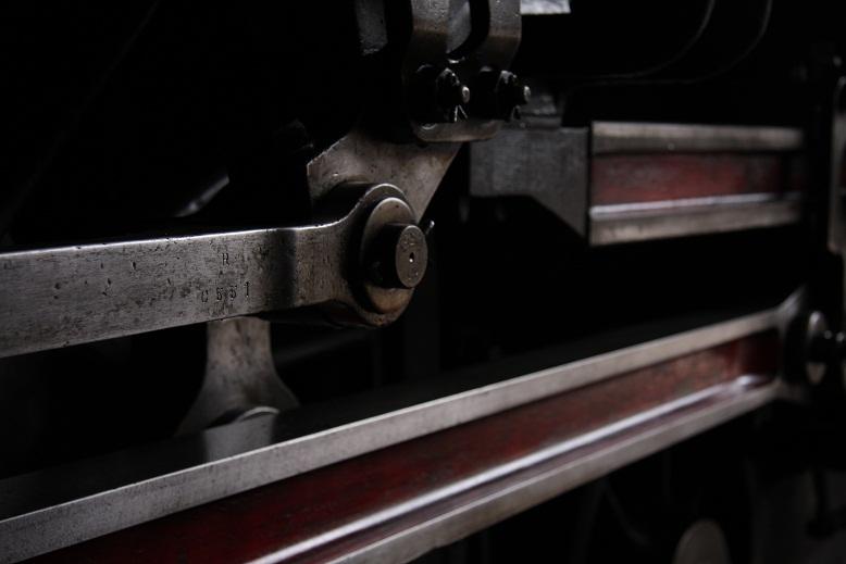 梅小路蒸気機関車館、2