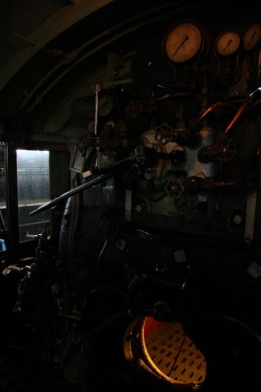 梅小路蒸気機関車館、3