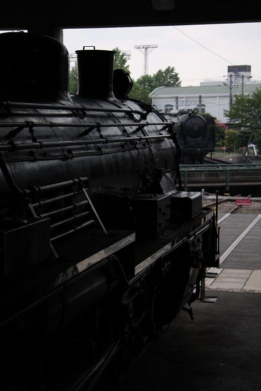 梅小路蒸気機関車館、4