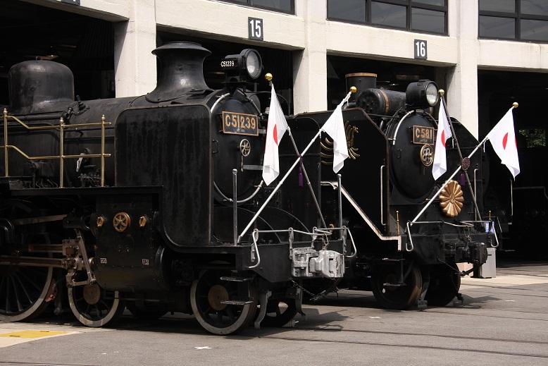 梅小路蒸気機関車館、6
