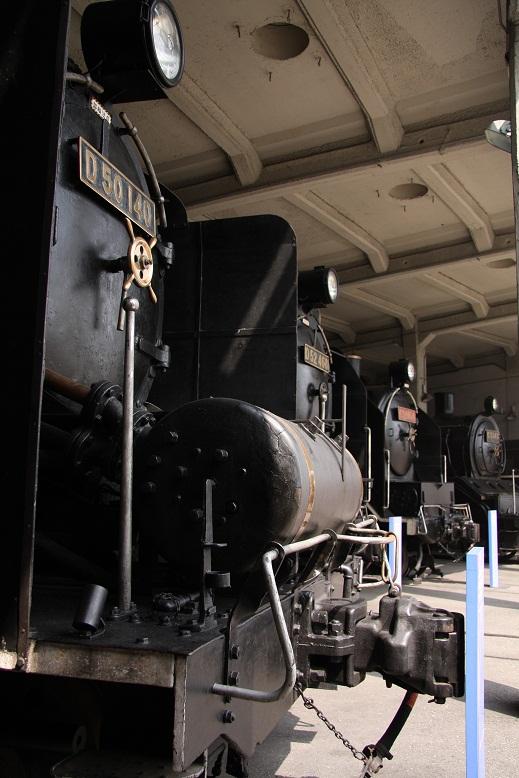 梅小路蒸気機関車館、7