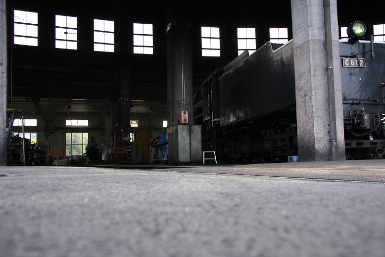 梅小路蒸気機関車館、9