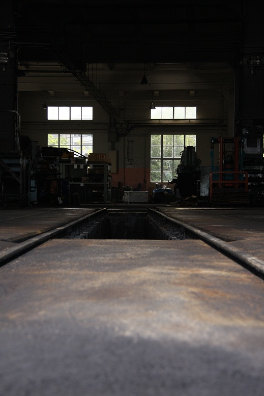 梅小路蒸気機関車館、10