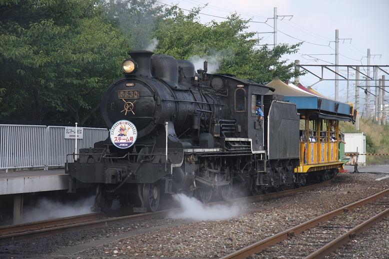 梅小路蒸気機関車館、11