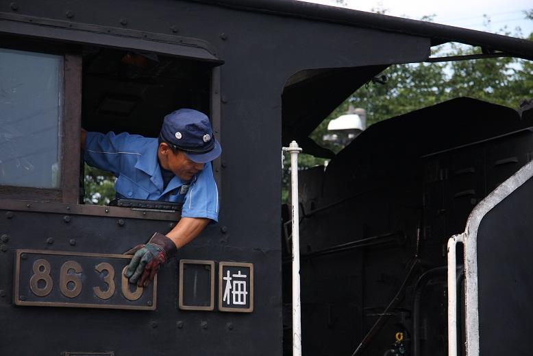 梅小路蒸気機関車館、15