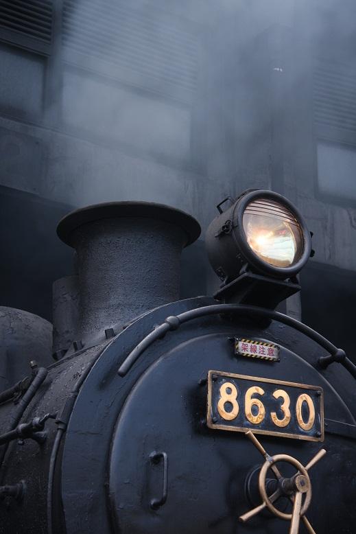 梅小路蒸気機関車館、17