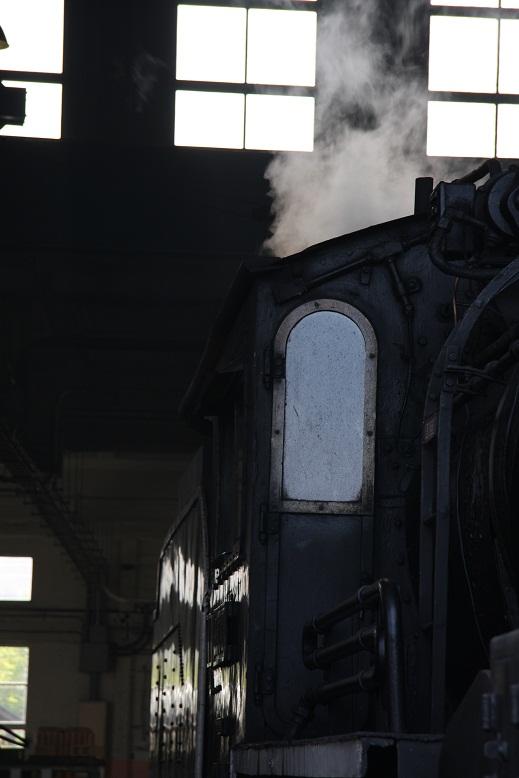 梅小路蒸気機関車館、16