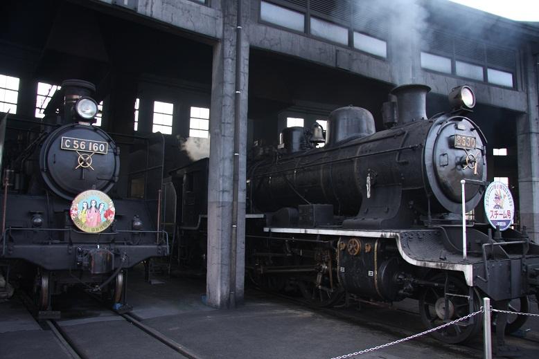 梅小路蒸気機関車館、18