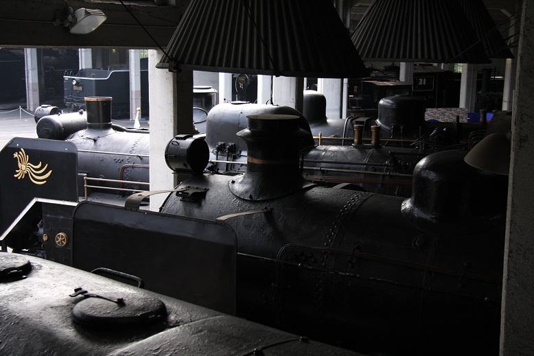 梅小路蒸気機関車館、20