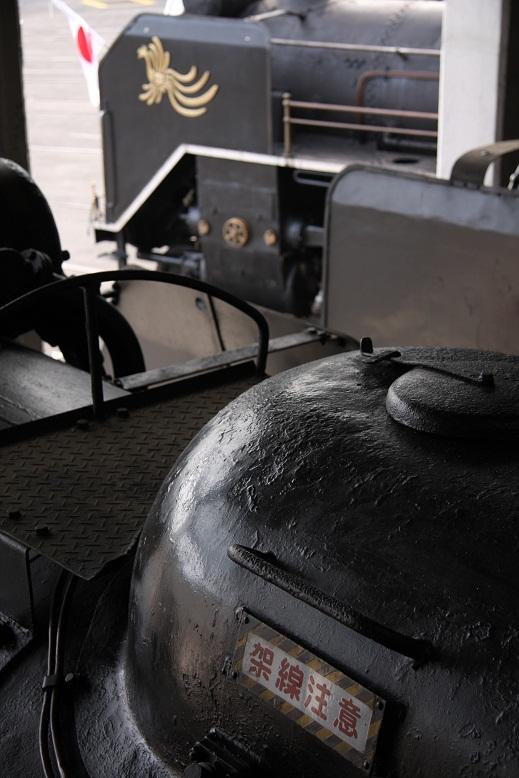 梅小路蒸気機関車館、19