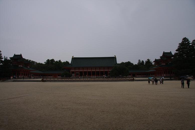 平安神宮、10