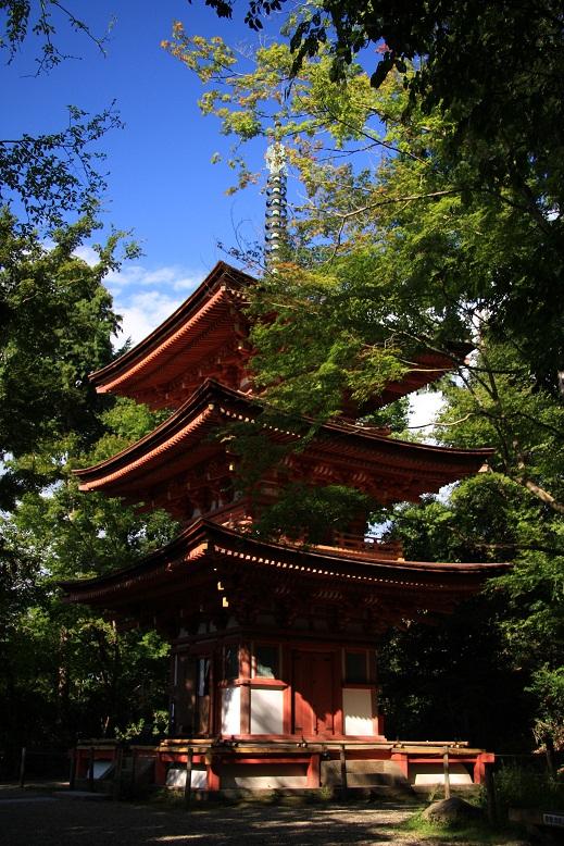 浄瑠璃寺、3