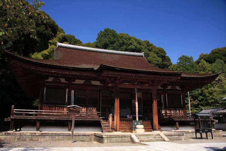 長弓寺、2