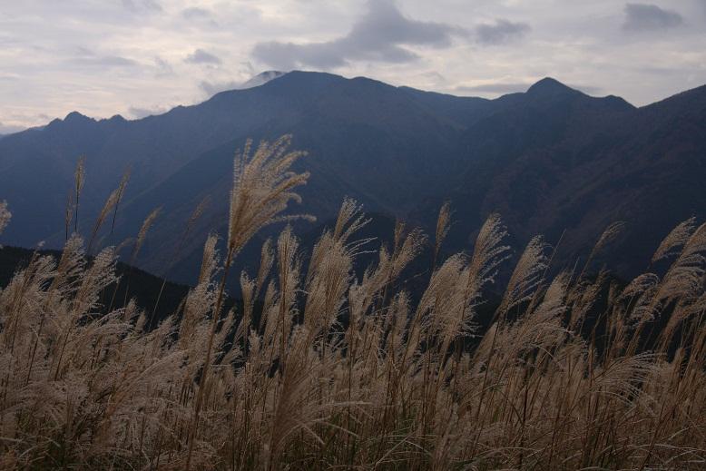 天川村観音峰、4