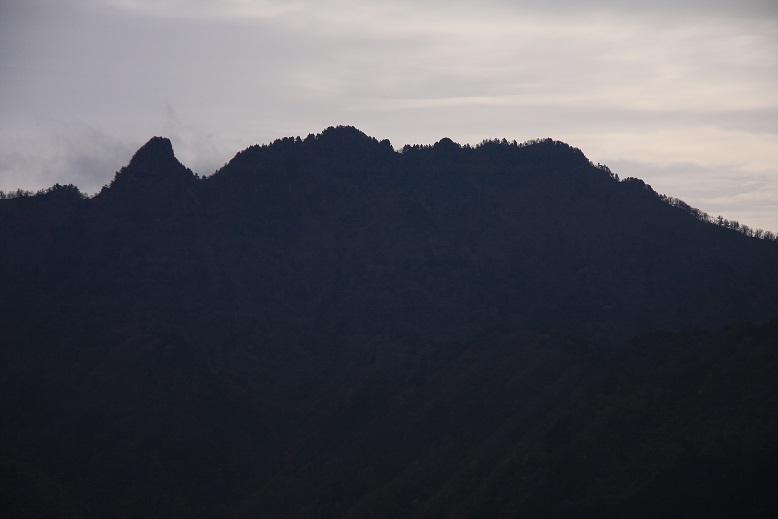 天川村観音峰、6
