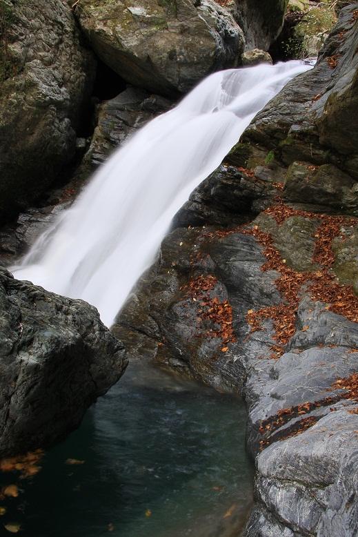大又川 魚止滝、2